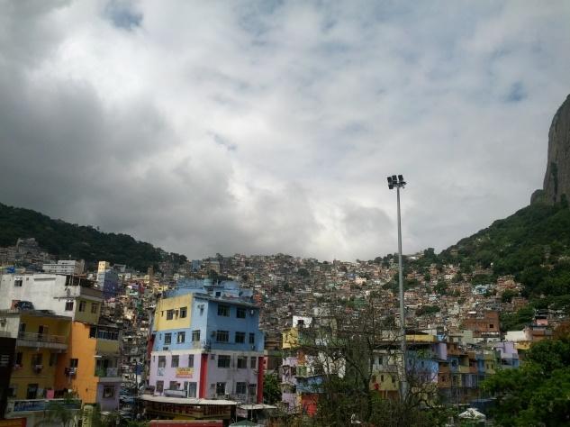 Favela of Rocinha
